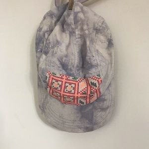 Acid wash BDG hat